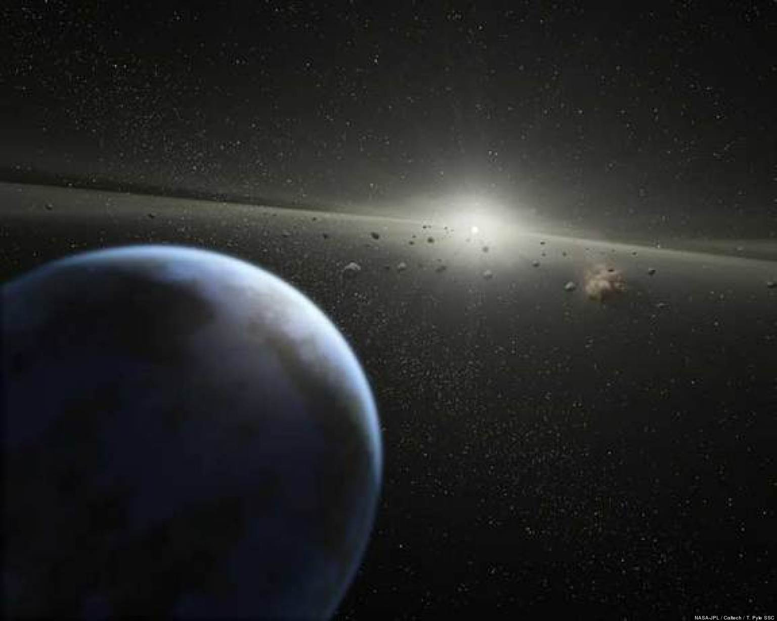 aliens in our solar system - photo #23