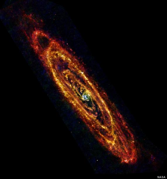 andromeda galaxy picture
