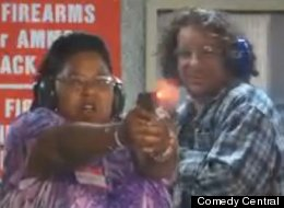 Jeff Ross Teachers Firing Range