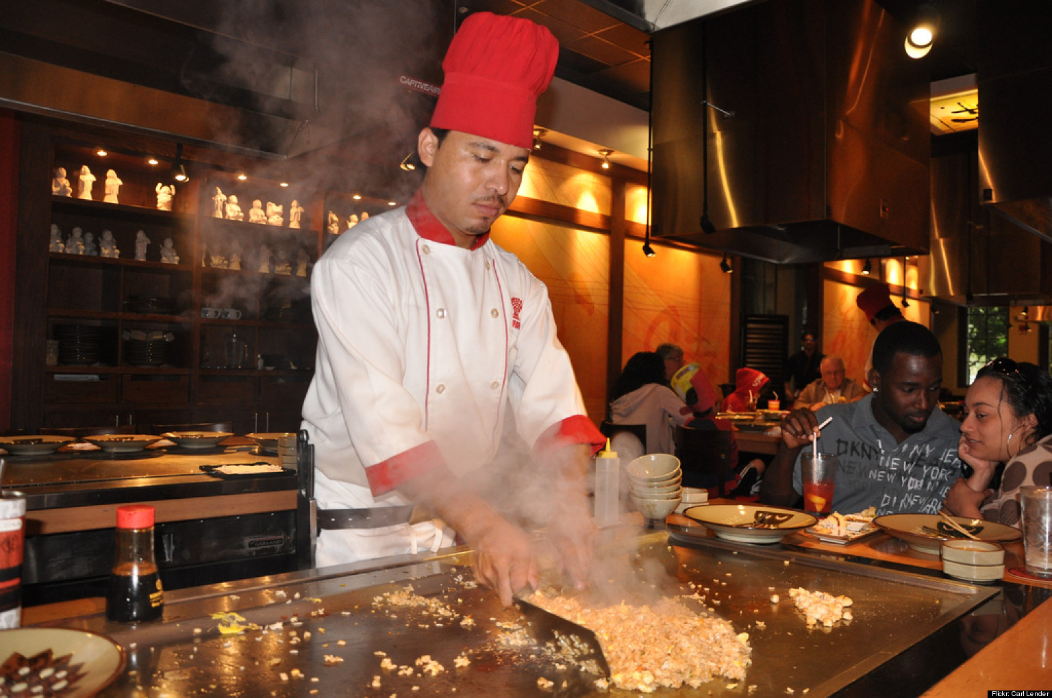 Benihana Offerings You Won't Find In Japan (PHOTOS)