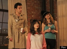 new girl cooler