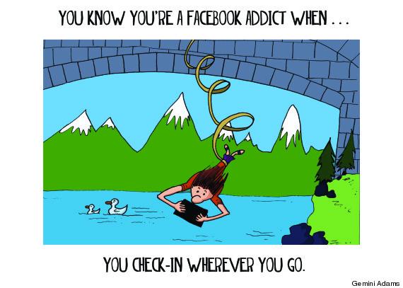 addicted to facebook diet