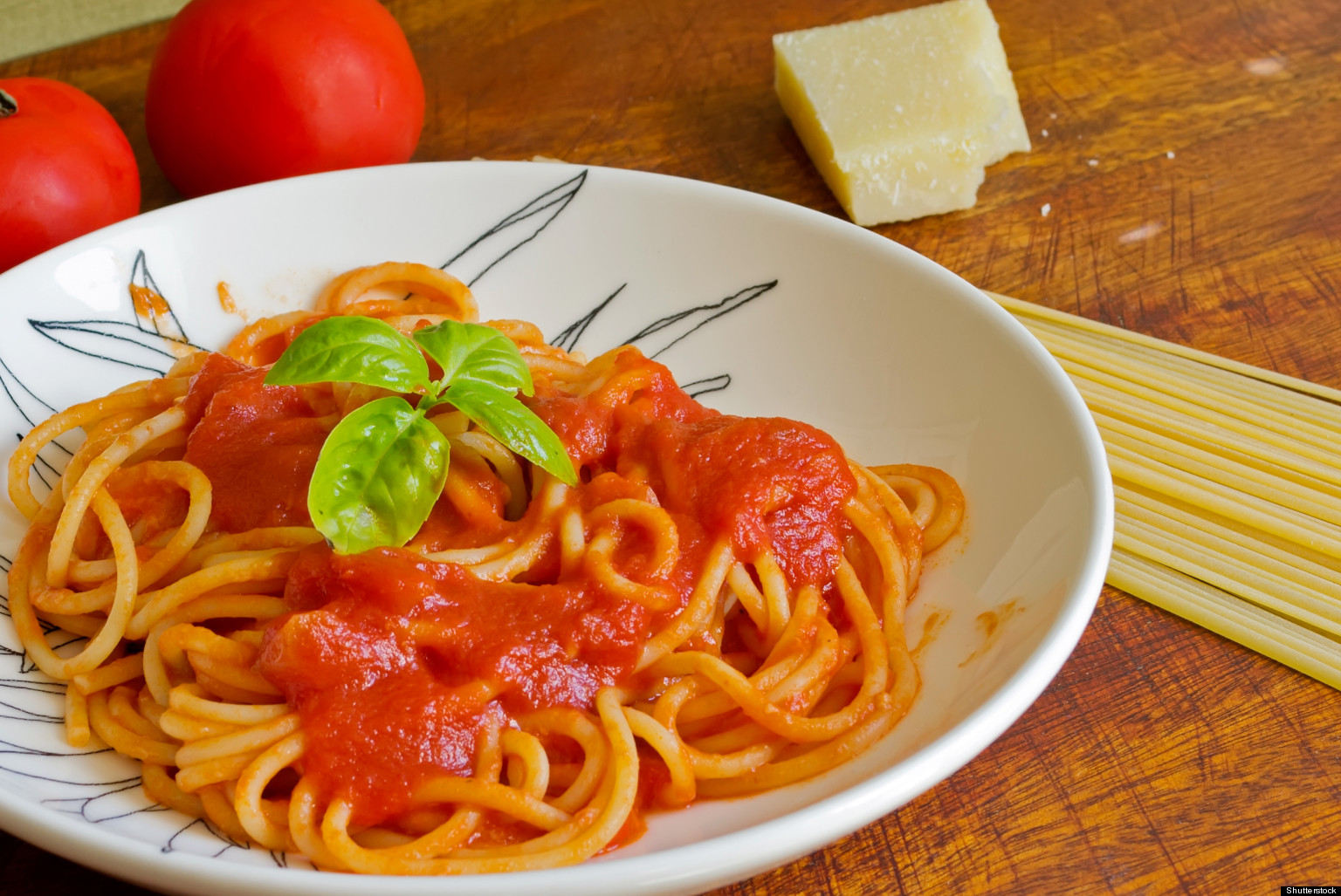 Italian Food Survey: Favorite Pastas, Is Home Cooking ...