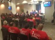 School Closures Violate Civil Rights, Protestors Tell Arne Duncan
