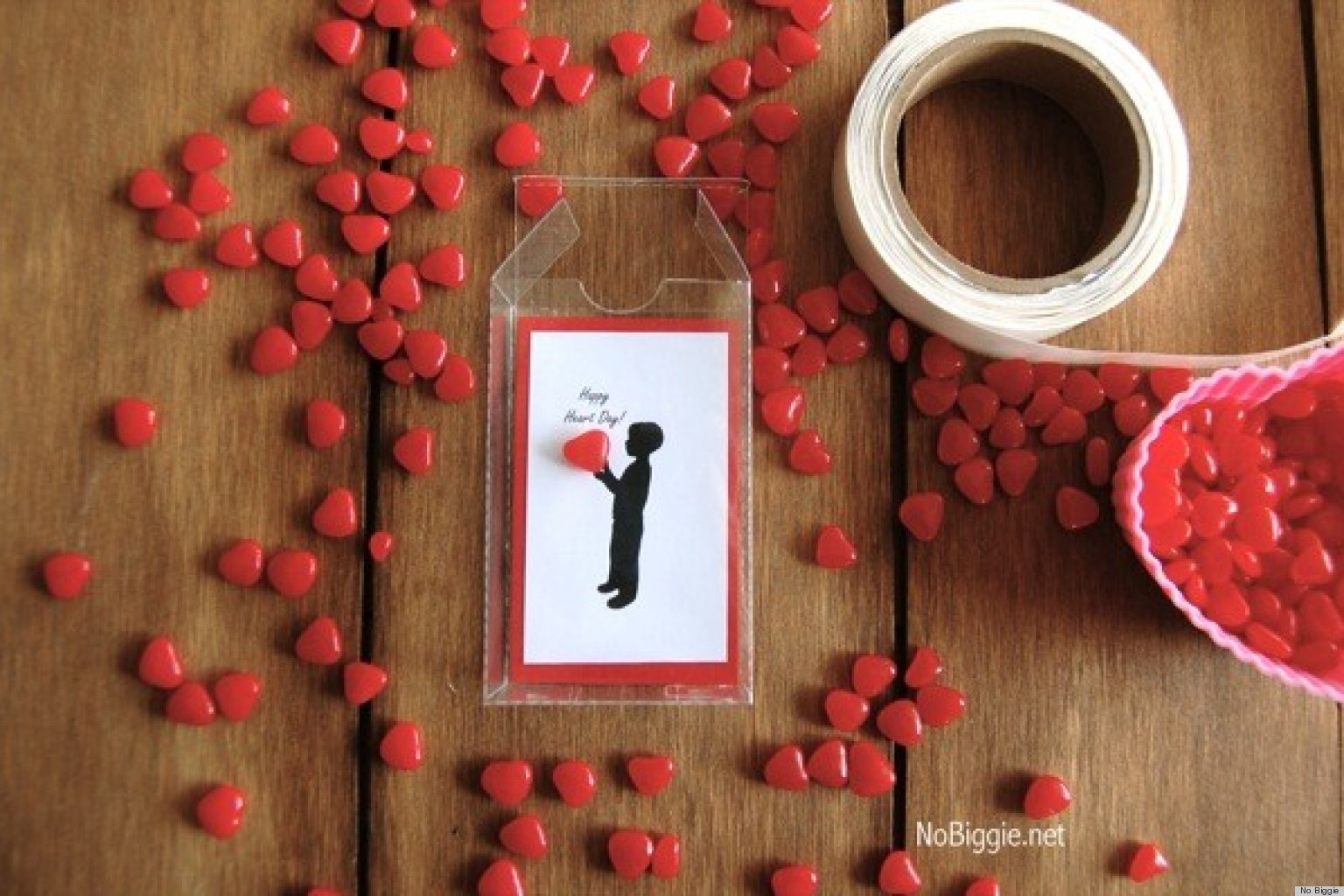 Valentines Day Ideas: Valentine's Day Ideas: Make These Adorable Silhouette