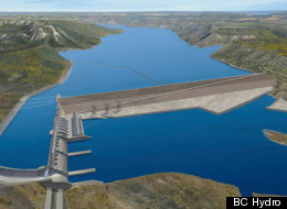 Massive B.C. Hydro Dam Project Approved To Start Construction