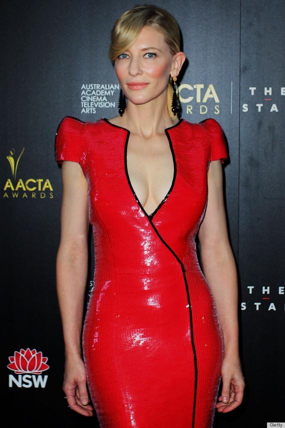 Kim basinger red dress