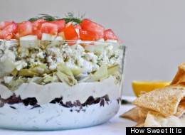 An Amazing New Twist On 7-Layer Dip