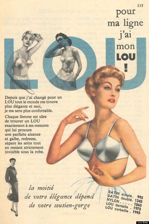 The Bra Is 100 Years Old! Here's The History