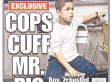 Wilson Reyes, 7-Year-Old Boy, Handcuffed By NYPD For Hours Over Five Dollars (PHOTO)