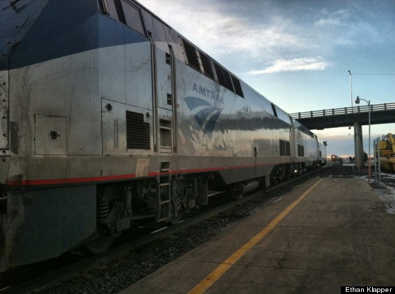 cross country amtrak
