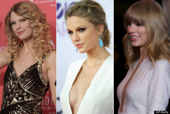 Celebrity Plastic Surgery: Taylor Swift Is Not The First