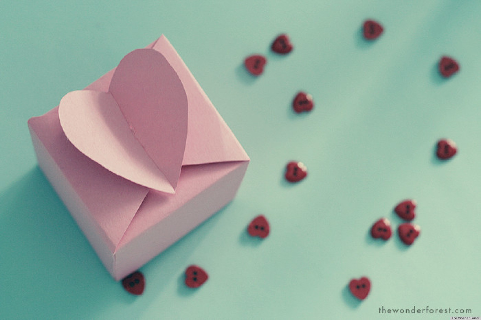 Valentines Day Ideas Craft These Lovely Favor Boxes