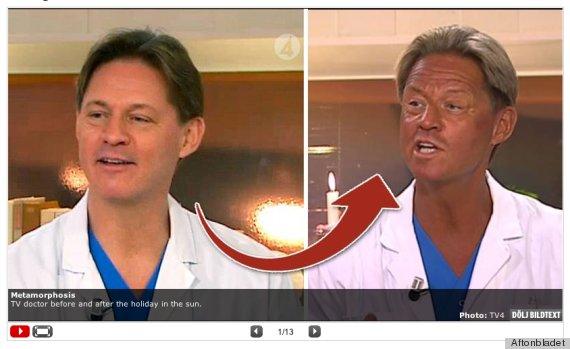 dr mikael sandstom