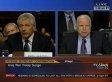 Chuck Hagel, John McCain Clash Over Iraq Surge (VIDEO)