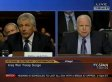 Chuck Hagel, John McCain Clash Over Iraq Surge (VIDEO)