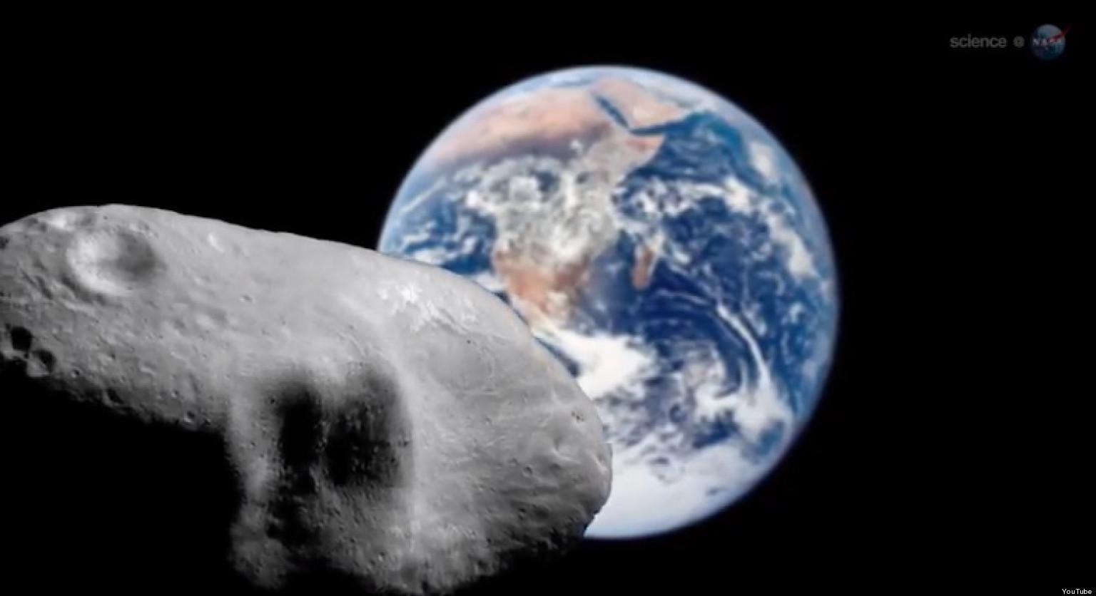 Asteroid 2012 DA14's To Give Earth Record-Setting Close ...