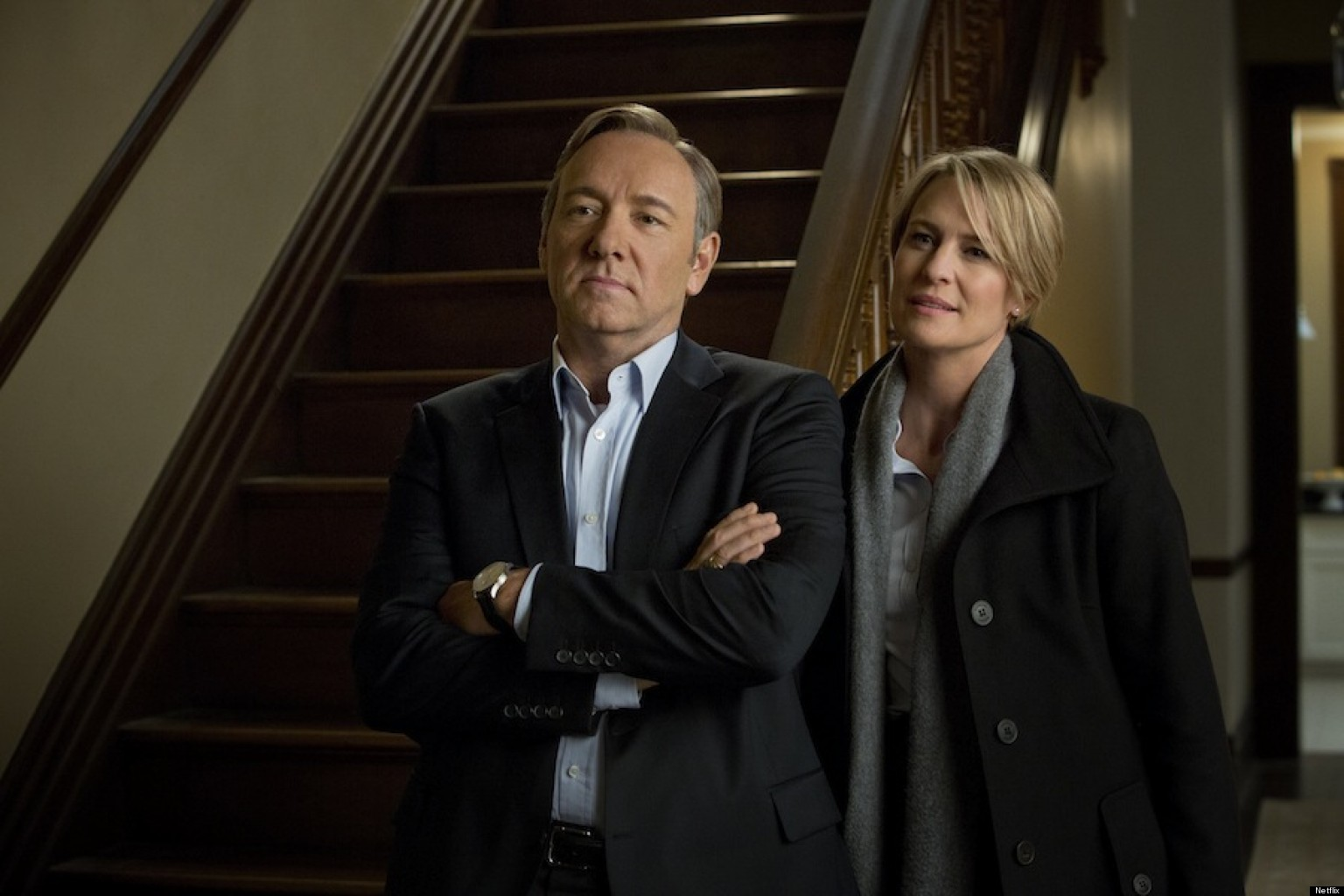 House of Cards Fashion: Claire Underwood\u0026#39;s Corporate Style ...