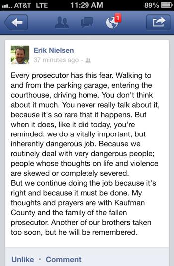 kaufman courthouse shooting