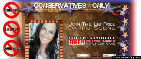 Conservative dating site in california
