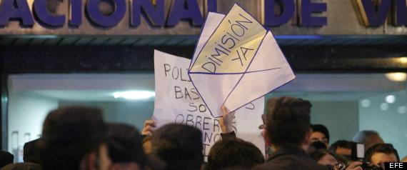 PROTESTAS PP