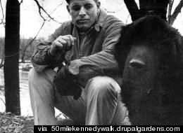 Walk 50 Miles In Robert F. Kennedy's Shoes (Actually, You Might Want Hiking Boots)