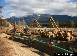 Kinder Morgan Says $100 Million Investment Will Protect Against Oil Spills