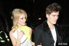 Hello, Sunshine! Pixie Lott Wows At Burberry Bash In Yellow Mini