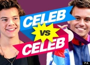 Harry Styles vs. Tom Daley