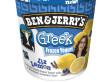 Liz Lemon Greek Frozen Yogurt Introduced By Ben & Jerry's
