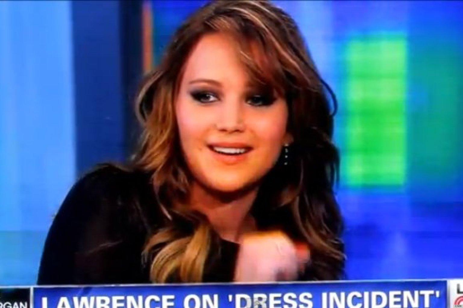 Jennifer Lawrence Celebrity Wardrobe Malfunctions