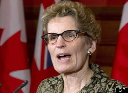 Incoming Ontario Premier Gives Liberals A Bump
