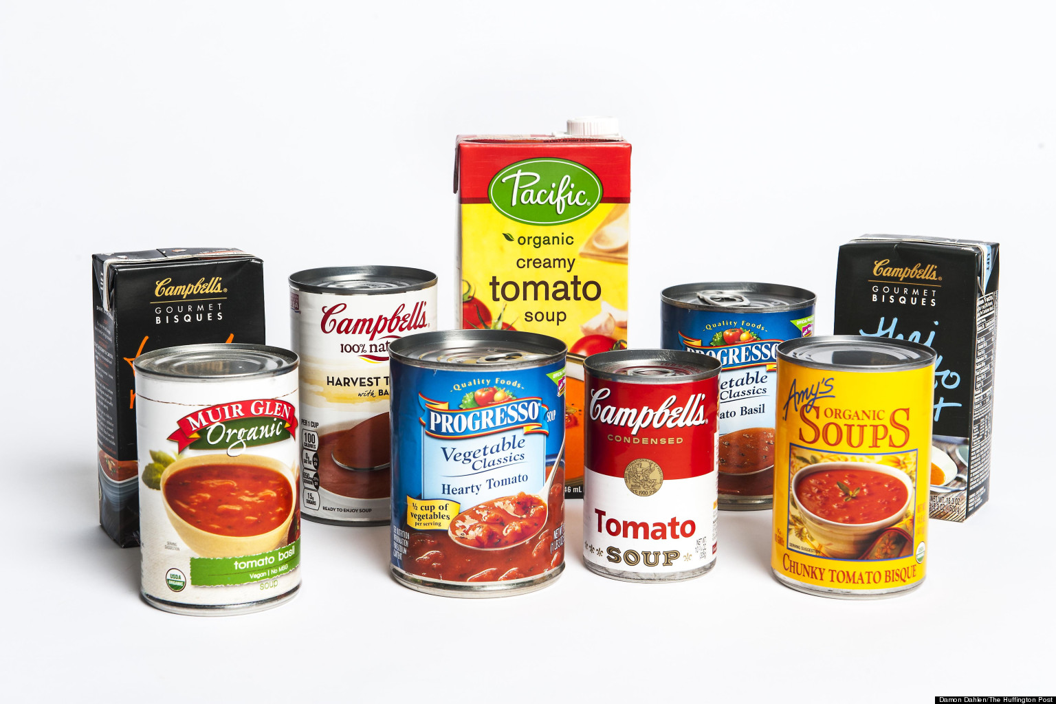 Taste Test: Which Tomato Soup Should You Buy?