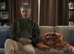 Patrick Duffy And The Crab