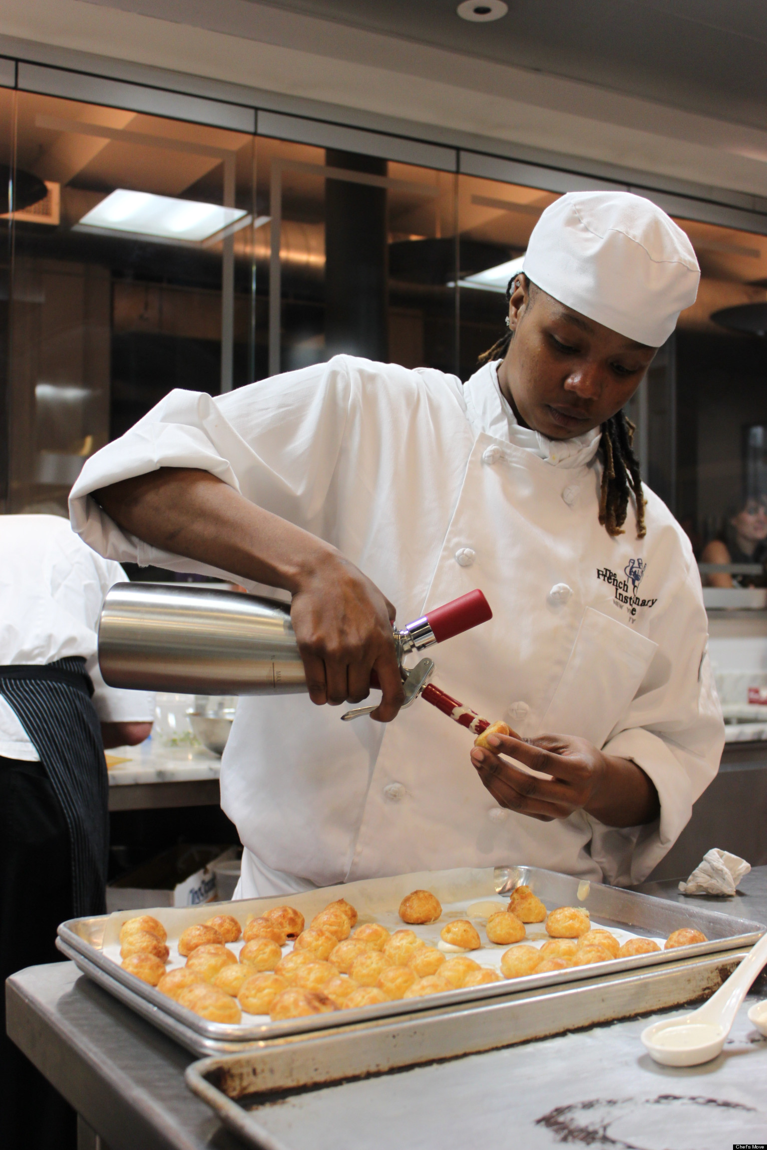 Syrena Johnson, Rising New Orleans Chef, Serves Up Super