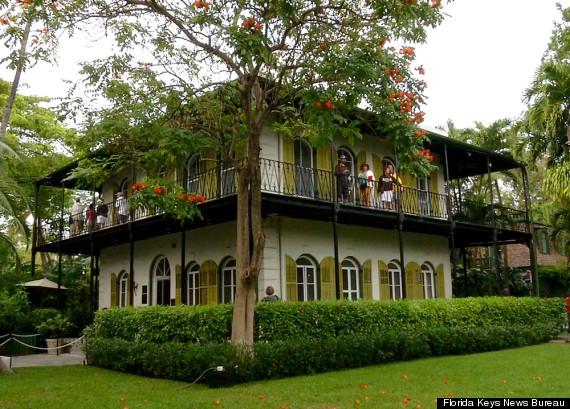Ernest Hemingway S Garden Gate Up For Auction On Ebay