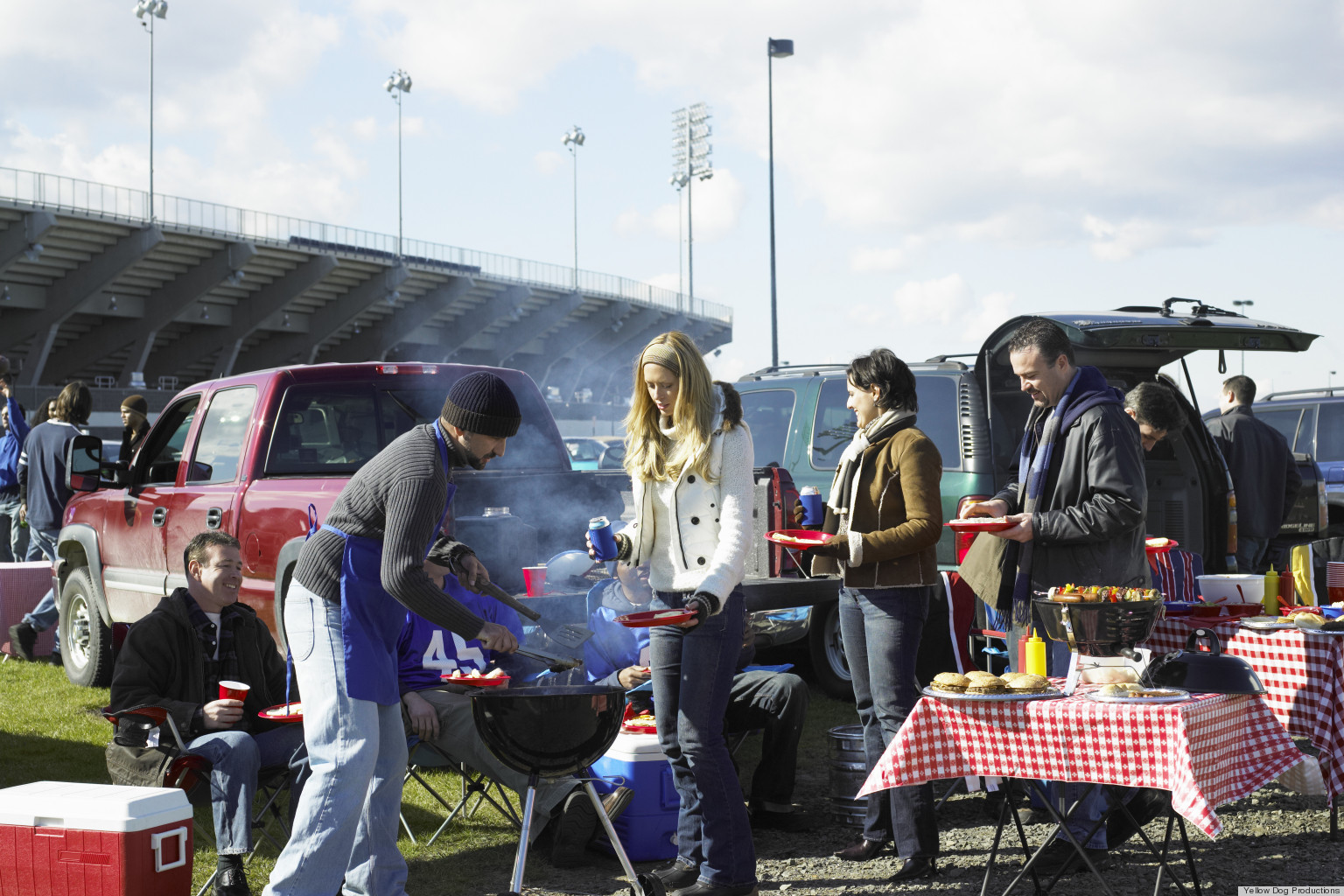 Ten Top Tailgating Tips Source: Huffington Post