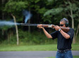 Obama Skeet Shooting Photo Released By White House (PHOTO)