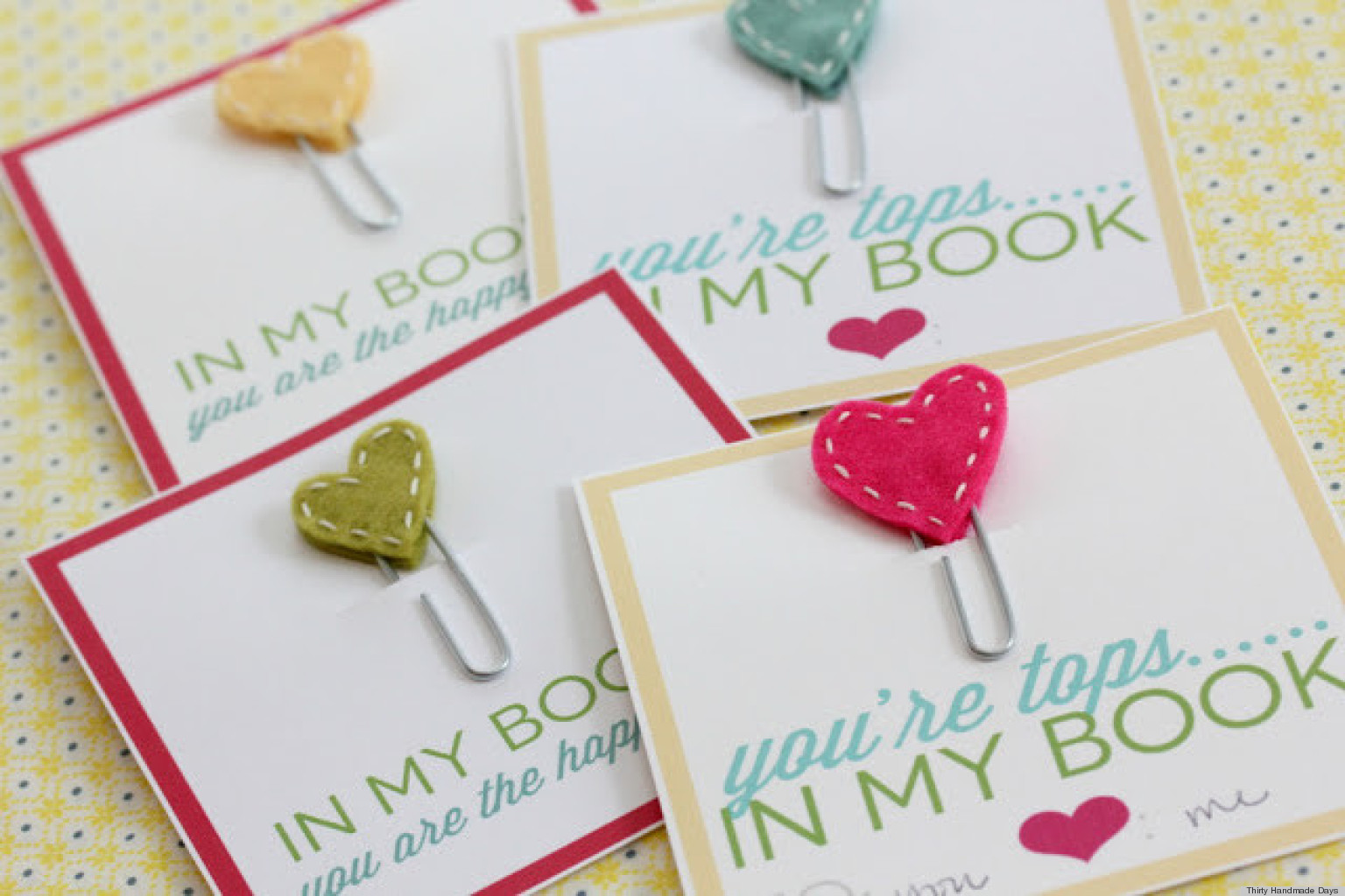 Valentine 39 S Day Ideas Adorable Diy Cards And Gifts The