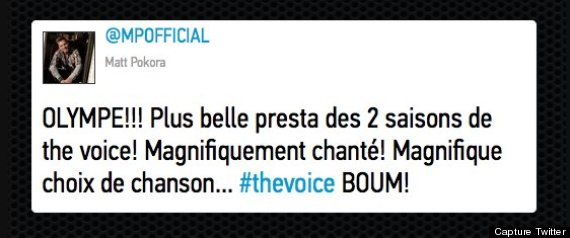 TWITTER THE VOICE