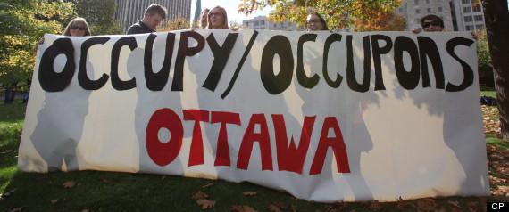 OCCUPY OTTAWA