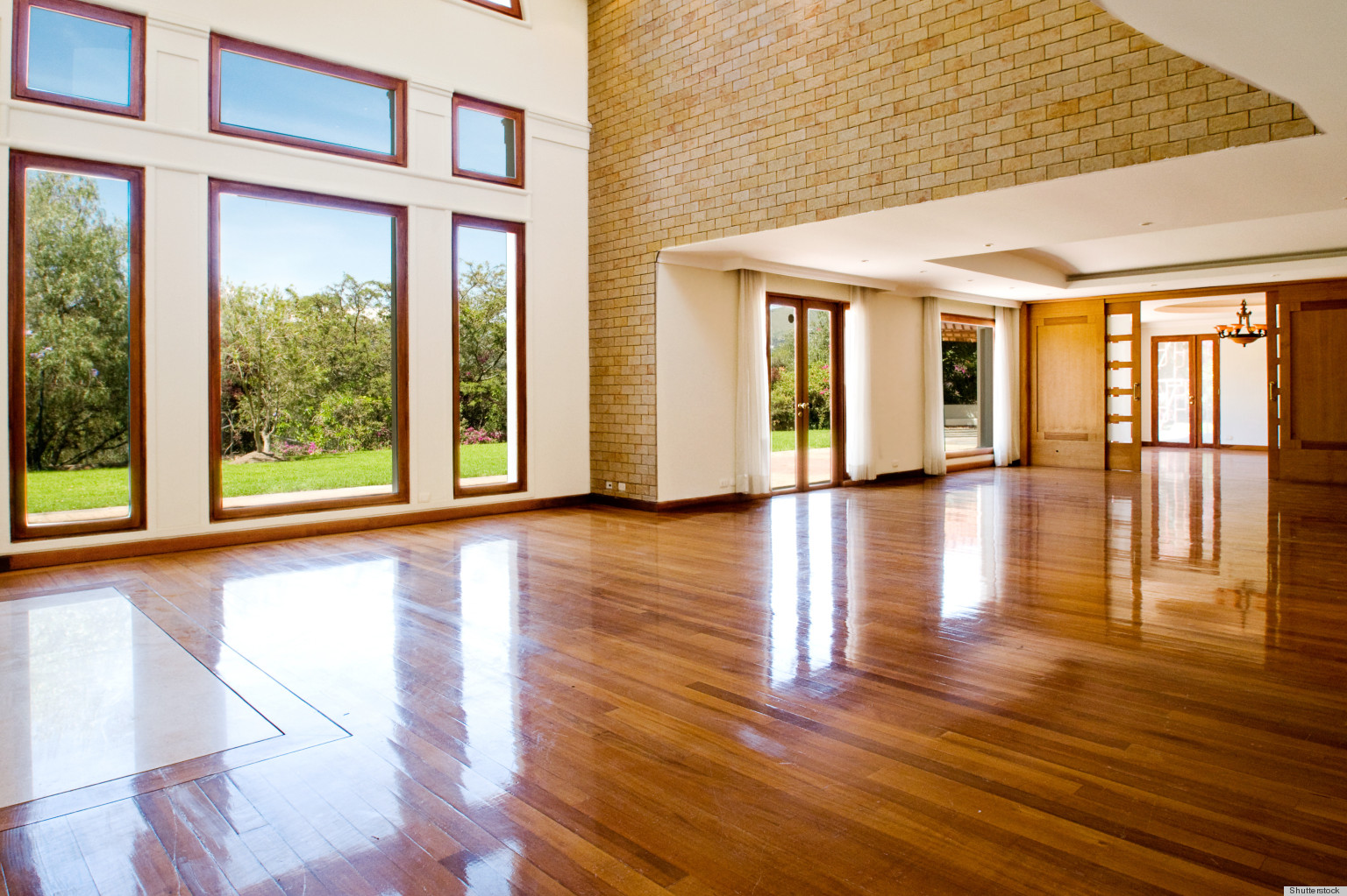 Types of windows get a clear look at your options with for Types of living room windows