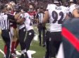Cary Williams Shoves Ref: Should Ravens CB Have Been Ejected From Super Bowl XLVII? (VIDEO/GIF)
