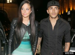 Tulisa's Footballer Boyfriend Caught Up In Takeaway Brawl