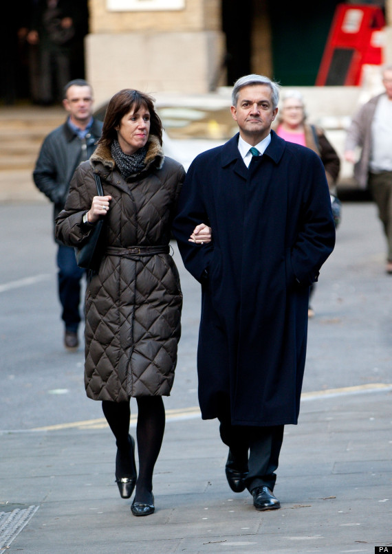 huhne pleads guilty