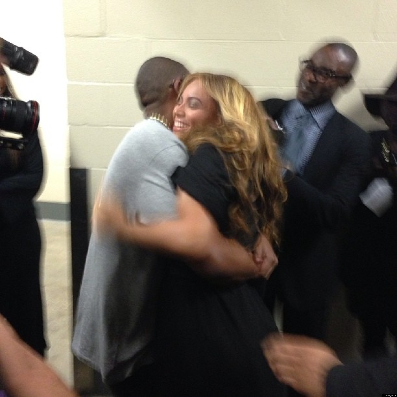 Beyonce Instagram And Jay-Z Tweet Show Couple's Excitement ... Jay Z Instagram