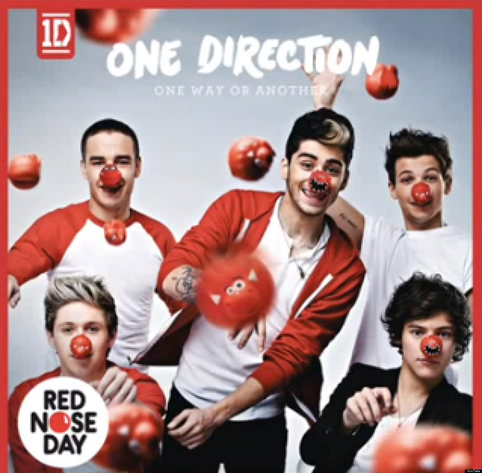 One Way Dance One Direction 'one Way or