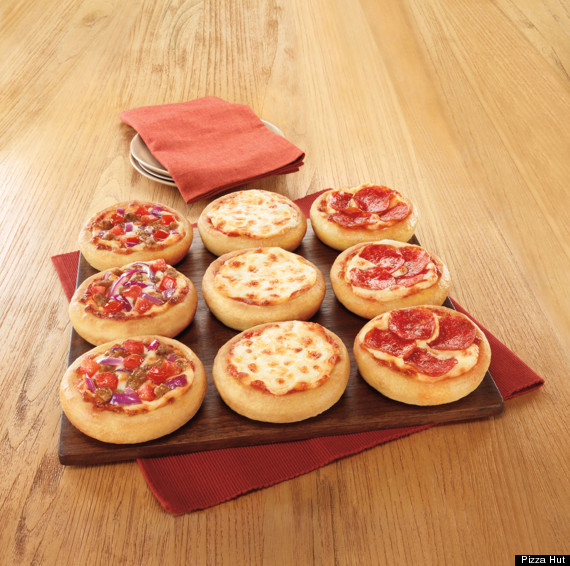 pizza hut sliders
