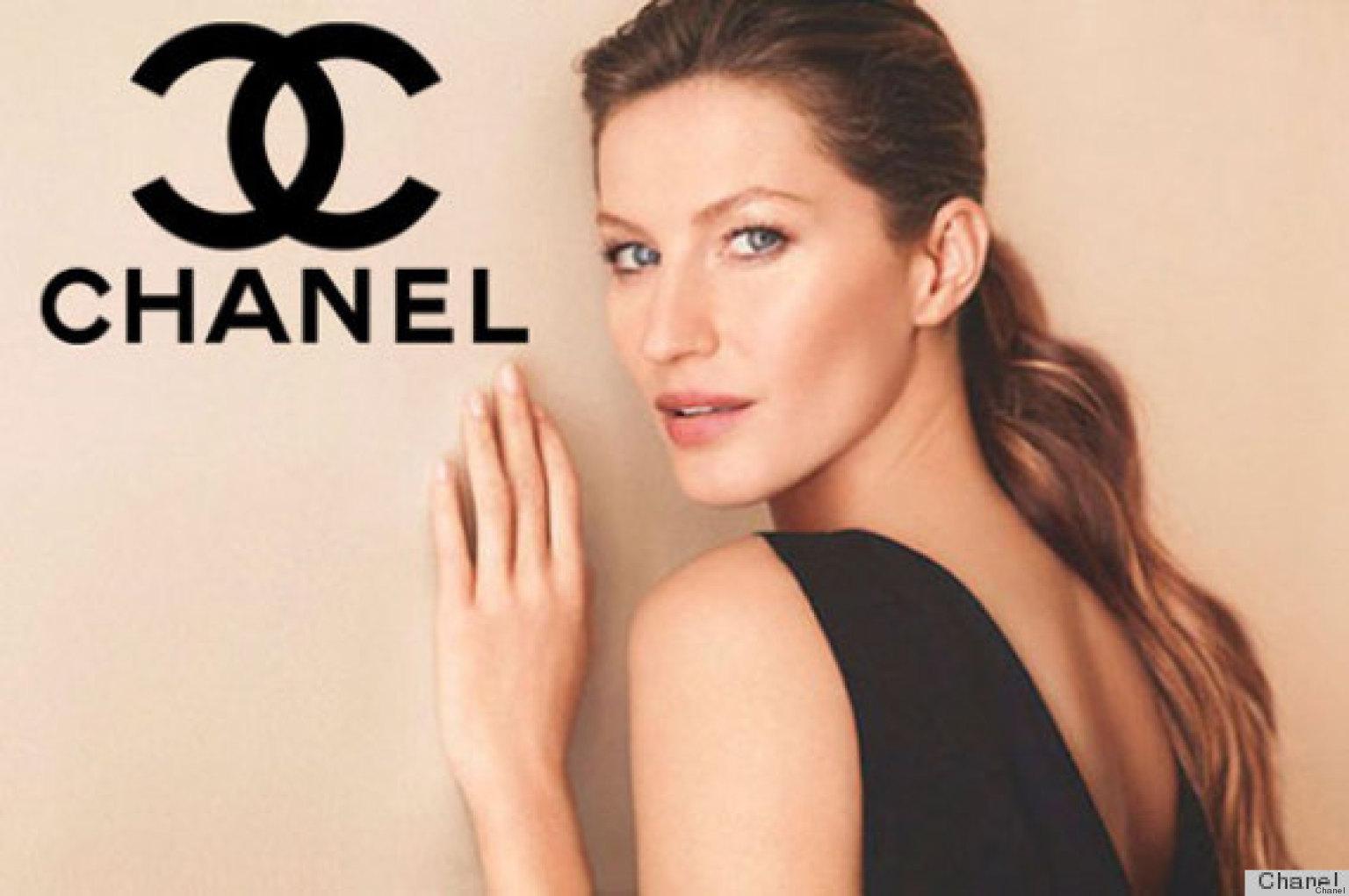 Gisele Bundchen Is The New Face Of Chanel Cosmetics (PHOTOS): www.huffingtonpost.com/2013/02/04/gisele-bundchen-chanel-makeup...