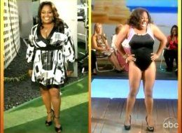 Sherri Shepherd Bathing Suit